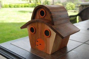 Hobbit Birdhouse