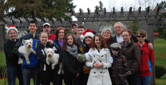 Christmas 2013 Family