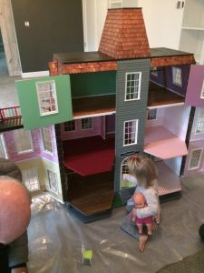 London with Dollhouse